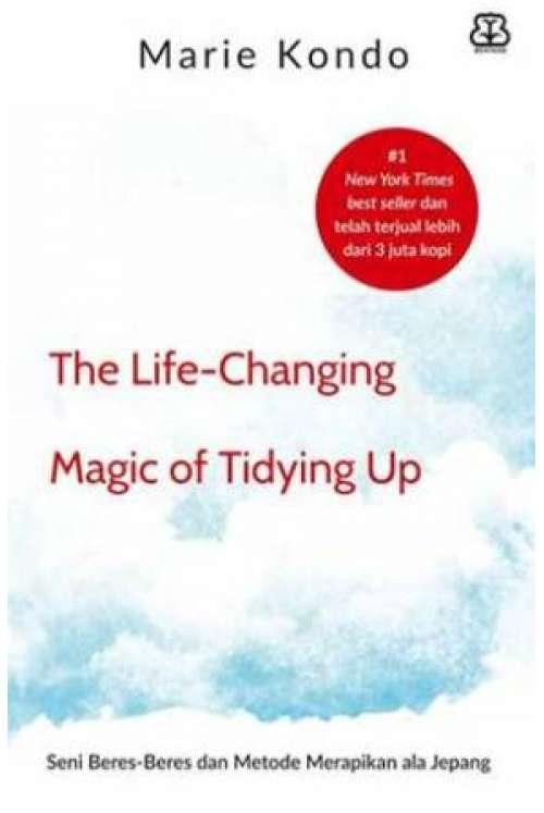 The Life Changing of Tidying Up (#1 New York Times Beset Seller)