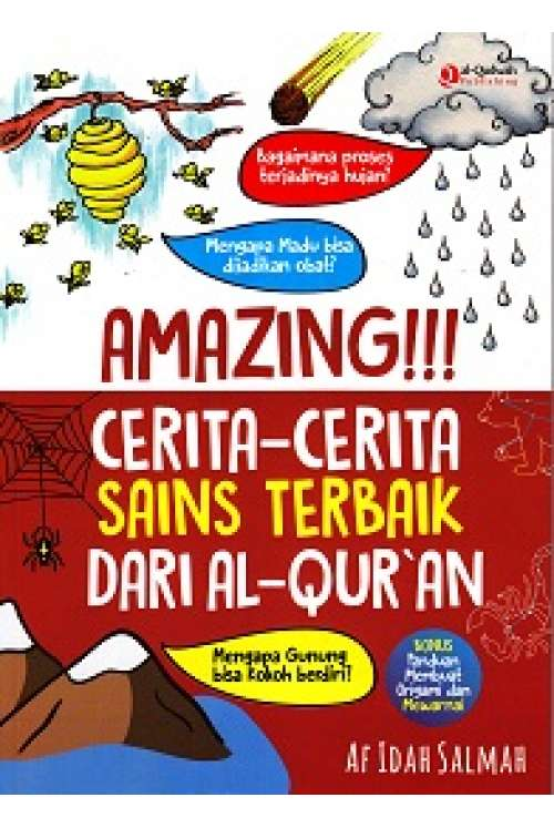 Amazing! Cerita2-cerita Sains Terbaik Dari Al-Quran