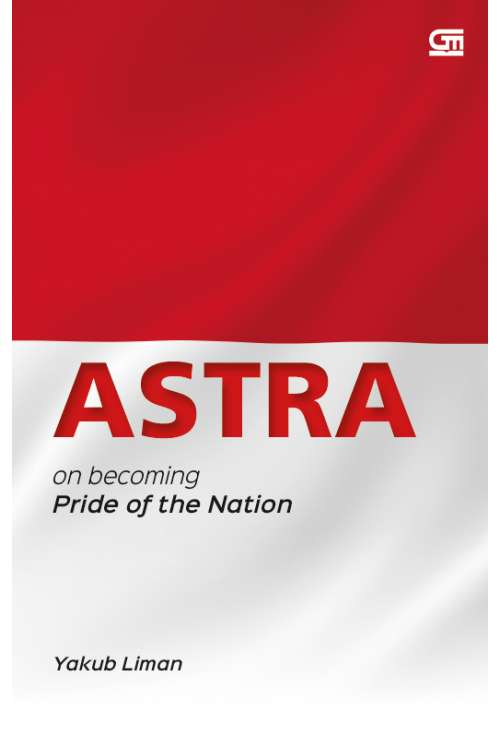 PRE-ORDER : ASTRA, on Becoming the Pride of Nation